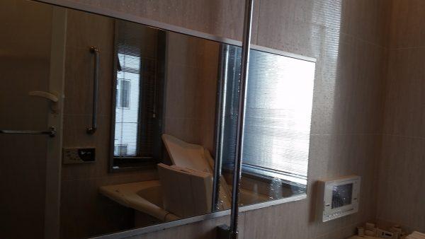 港区浴室クリーニング