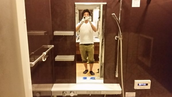 世田谷区浴室クリーニング