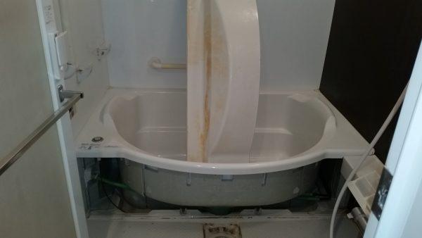 品川区浴室クリーニング