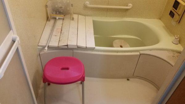 狛江市浴室クリーニング