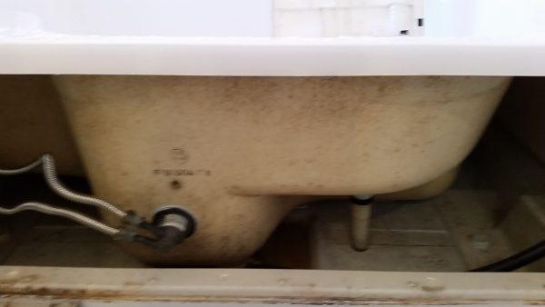 横浜市磯子区浴室クリーニング
