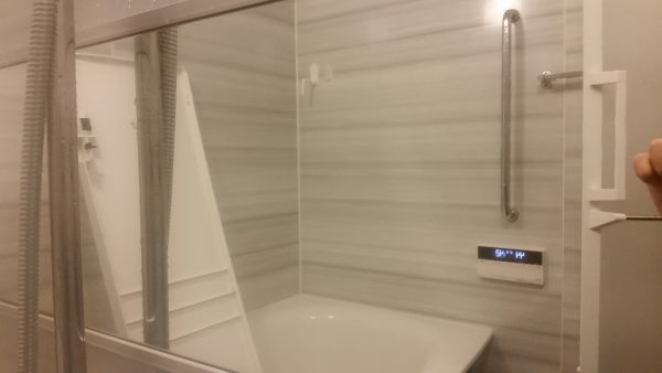 厚木市浴室クリーニング