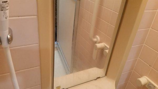 北区浴室クリーニング