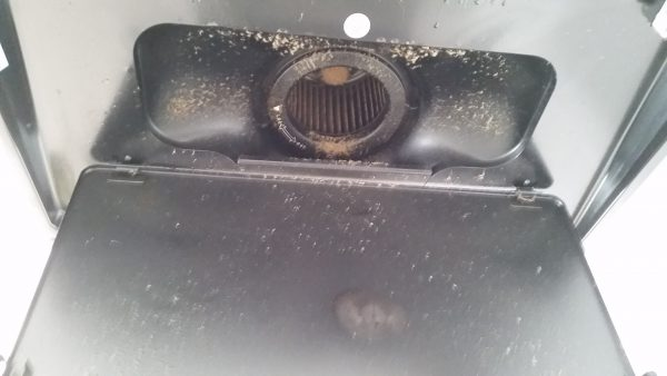 杉並区キッチン換気扇クリーニング
