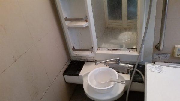 藤沢市浴室クリーニング