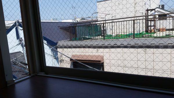 文京区窓サッシクリーニング