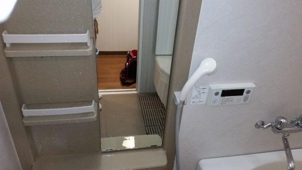 相模原市南区浴室クリーニング