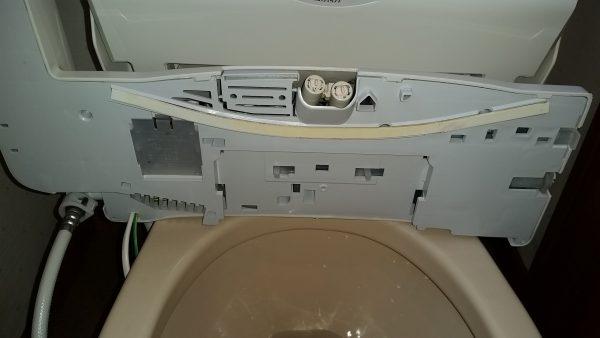 江東区トイレクリーニングとタンク内洗浄