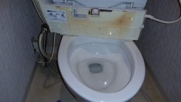 世田谷区トイレクリーニング