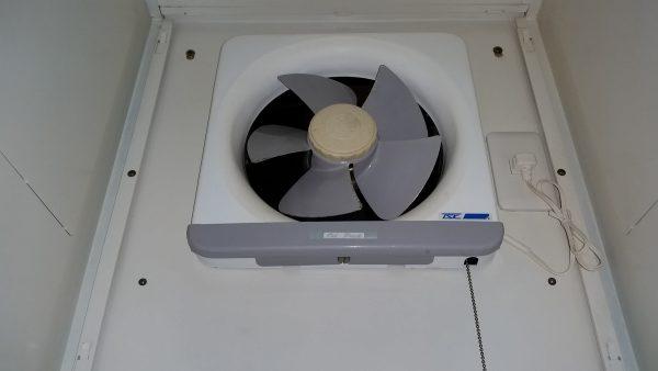 世田谷区換気扇クリーニング