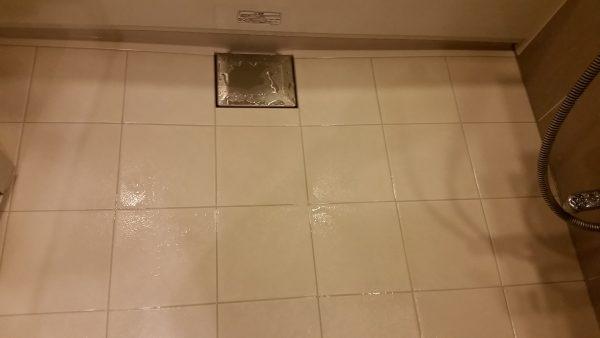 中央区 浴室クリーニング