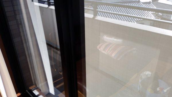 ハウスクリーニング 大田区の窓サッシ掃除