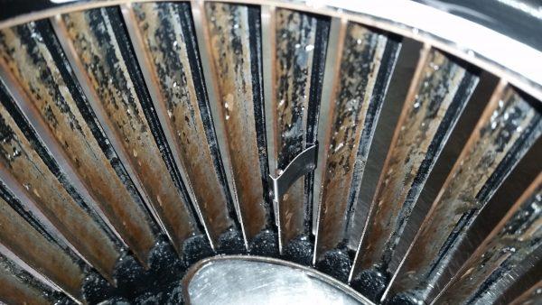 ハウスクリーニング 練馬区のレンジフード換気扇掃除