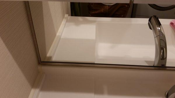 中央区 ハウスクリーニング 洗面所