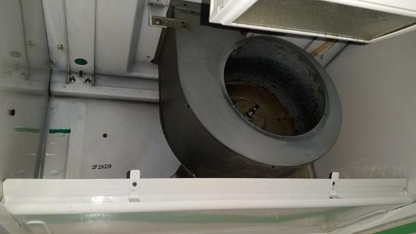 座間市換気扇レンジフードクリーニング