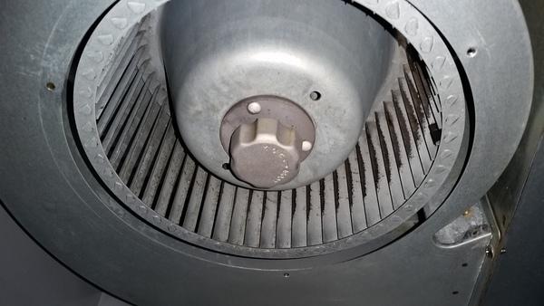 府中市換気扇クリーニング