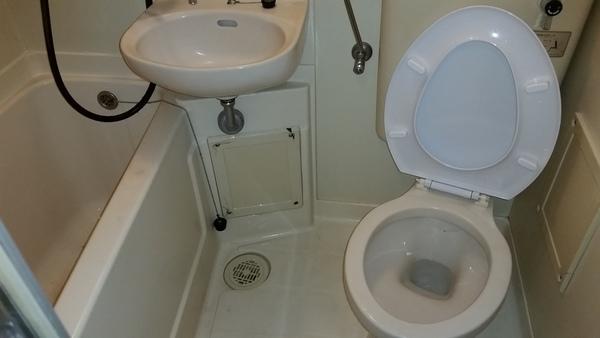 中区浴室クリーニング