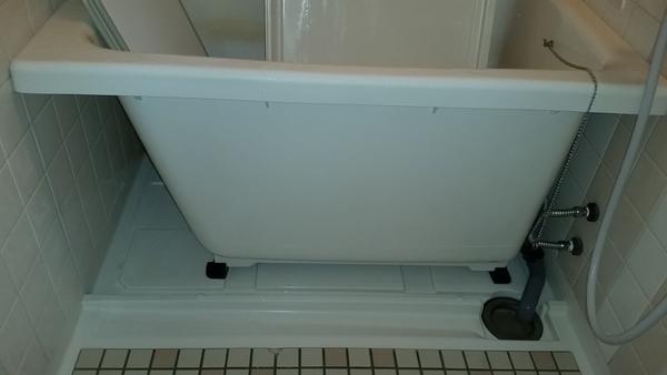 品川区 浴室クリーニング
