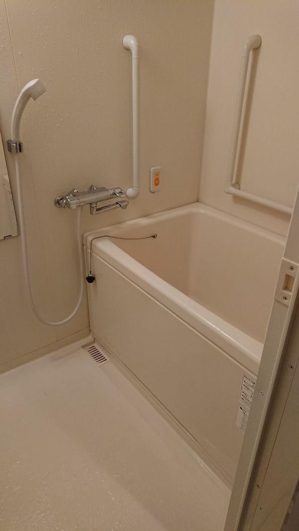 立川市 浴室クリーニング